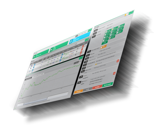 Create, Modify and Share your Betting Strategy.